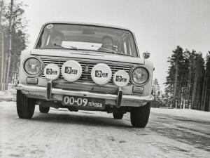 «ВАЗ 2101. История скорости»
