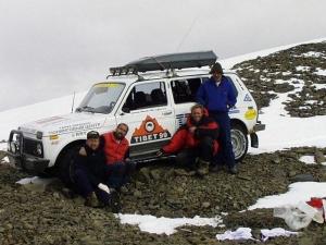 История № 30. «Нива на Тибете. Мировой рекорд высоты»