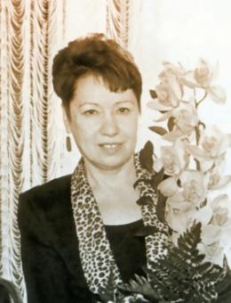Краснова Ирина Алексеевна  (13.01.1939 - 08.08.2018)