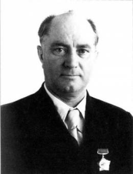 Соловьев Владимир Сергеевич (16.02.1919 - 16.06.1975)